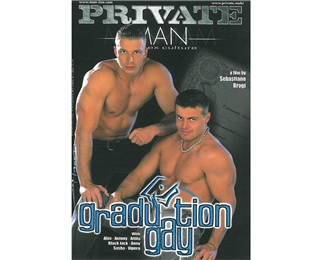 PRIVATE MAN GRADUATION GAY