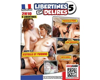 LIBERTINES EN DELIRES VOL 5