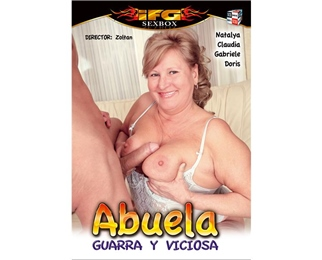 ABUELA GUARRA Y VICIOSA