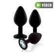 Set Plugs Anales Rianne S Negro
