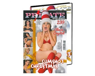 REVISTA CUMSHOT CHRISTMAS + VIDEO PRIVATE