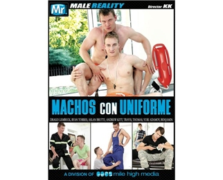 MACHOS CON UNIFORME
