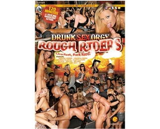 DRUNKSEXORGY ROUGH RIDERS