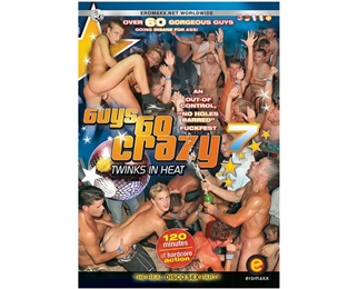 GUYS GO CRAZY VOL 7