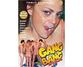 GANG BANG ALL´ITALIANA