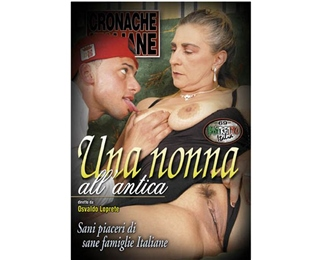 UNA NONNA ALL ANTICA