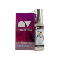 Kit De Preservativos + Gel Neutro By Nacho Vidal