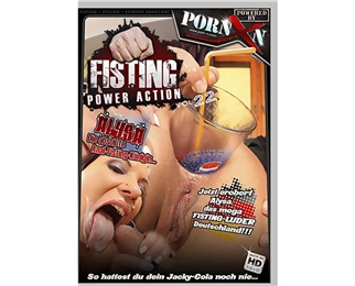 FISTING AND PISSING POWER ACTION 22