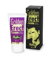 Gel Retardante de la eyaculación Big Boy Golden Erect