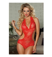 Body Teddy Rojo