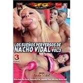 LOS SUEÑOS PERVERSOS DE NACHO VIDAL VOL.3